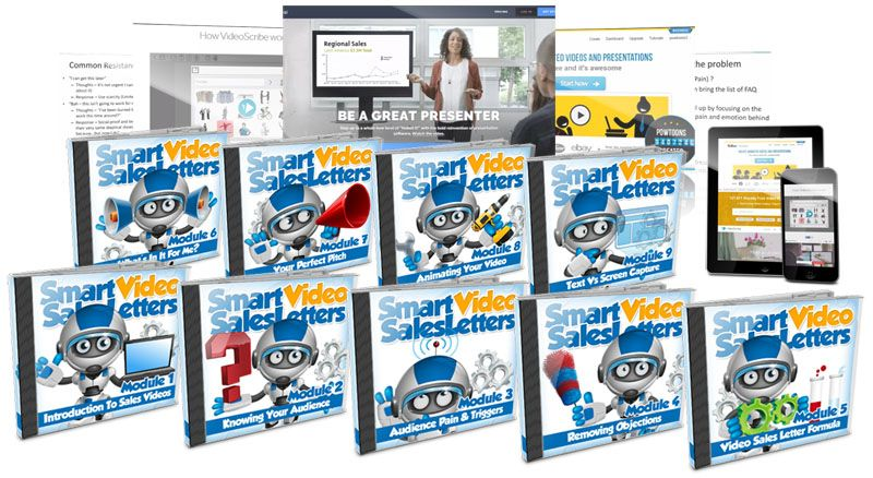 Smart Video Sales Letters Discover The Art Of Creating High