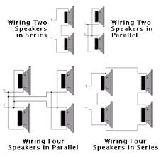 Speaker Parallel Wiring の画像検索結果 Parallel Wiring Speaker Car Audio Capacitor