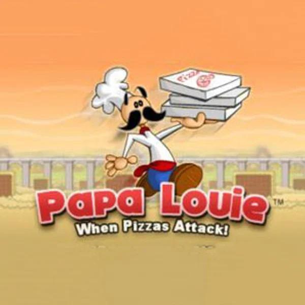 Want To Play Papa Louie Play This Game Online For Free On Poki Lots Of Fun To Play When Bored At Home Or At School Papa Louie Louie Papa Childhood Memories