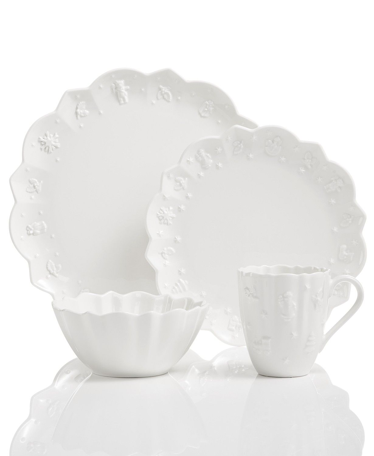 Villeroy Boch Toy S Delight Royal Classic Dinnerware Collection Reviews Fine China Macy S Classic Dinnerware Dinnerware Villeroy Boch