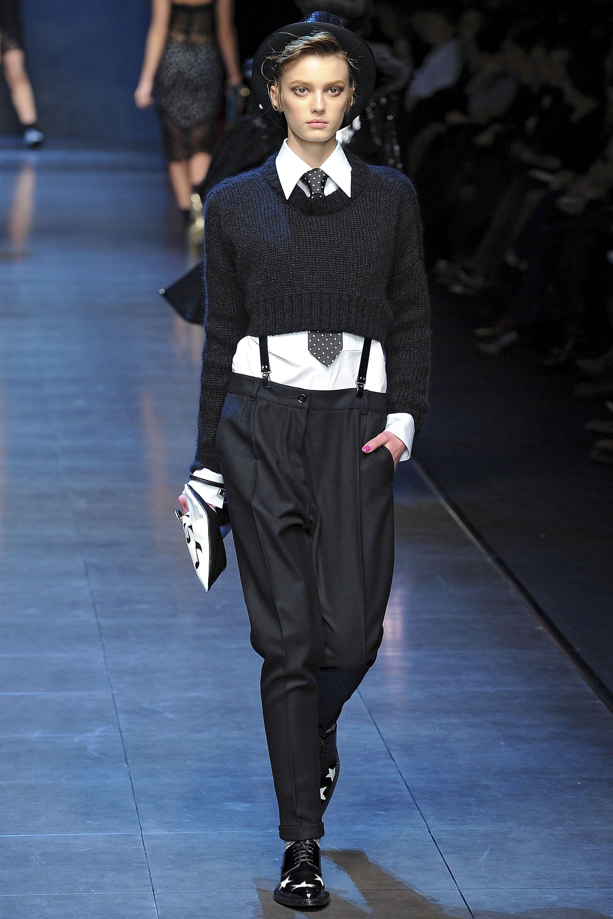 Dolce & Gabbana fw 2011