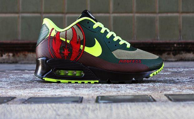 custom shoes nike nike air 90
