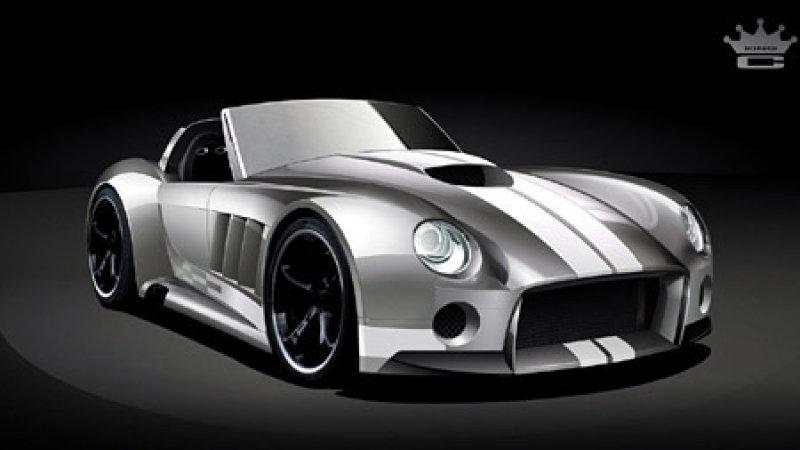 Racer X Design Kc 427 Concept Offers Modern Interpretation Of The Cobra Autos Mustang Autos Clasicos Deportivos Autos Y Motocicletas