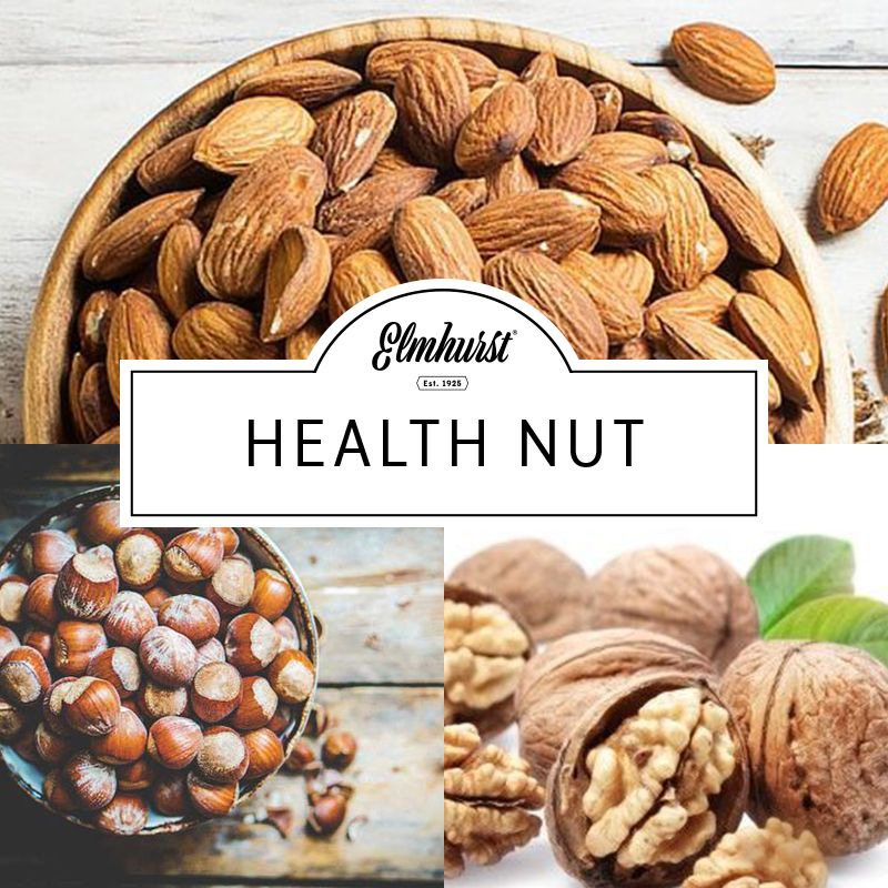 Health Nut all about nuts; tree nuts and peanuts