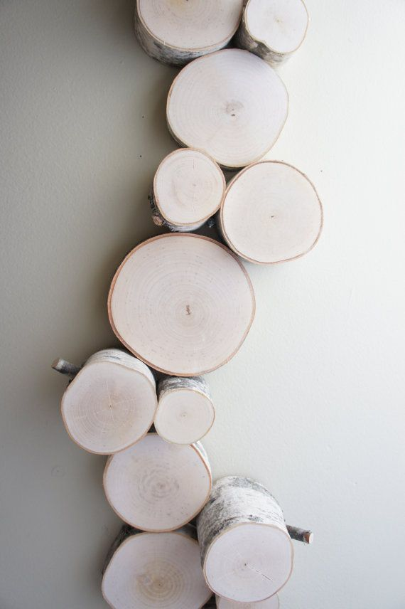 White Birch Tree Coat Rack Birch Branch Birch Pole Birch Log Trunk Coat Rack Coat Tree Wooden Hooks Modern Rustic Wall Decor