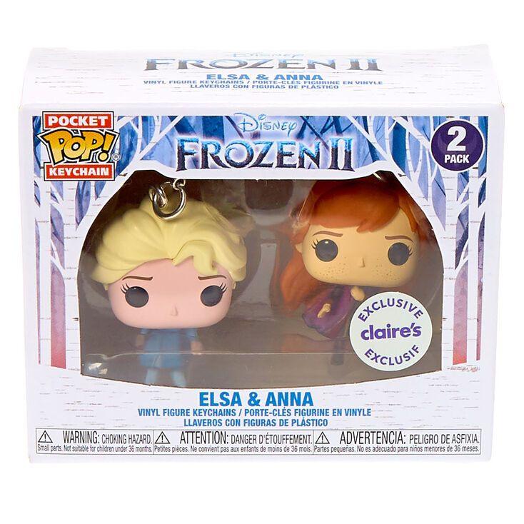 Disney Frozen 2 Funko Pop Vinyl Keychains 2 Pack In 2020 Funko Pop Dolls Funko Pop Vinyl Disney Frozen
