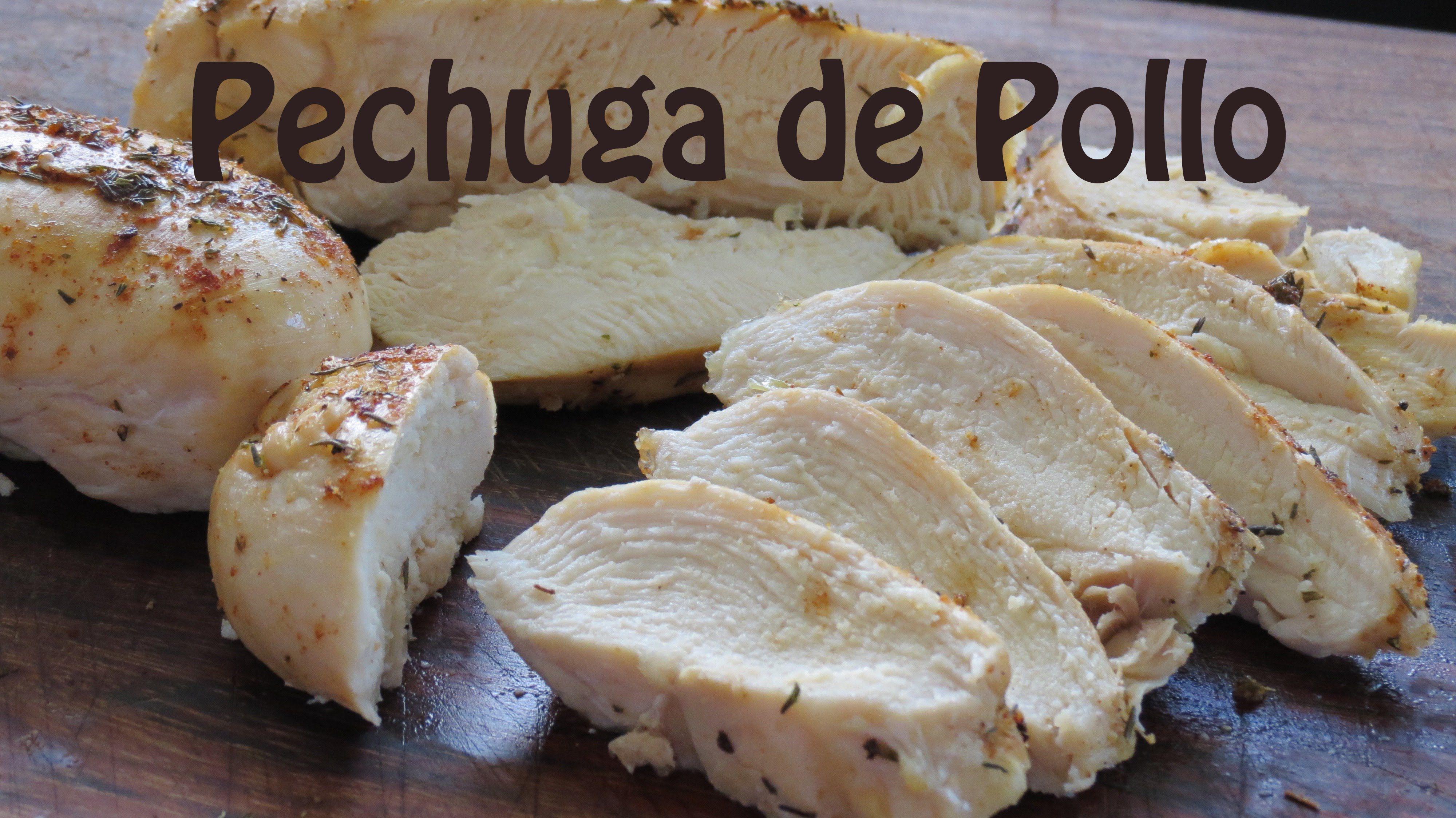 Pechuga de Pollo al Horno Perfecta y Jugosa -- The Frugal Chef
