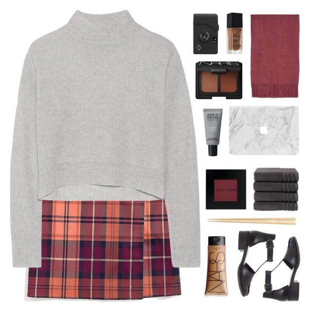"""""""punching in a dream"""" by nothing-like-the-rain ❤ liked on Polyvore featuring Tommy Hilfiger, Line, Christy, NARS Cosmetics, Bobbi Brown Cosmetics, Topshop, MAKE UP FOR EVER and ASOS"""