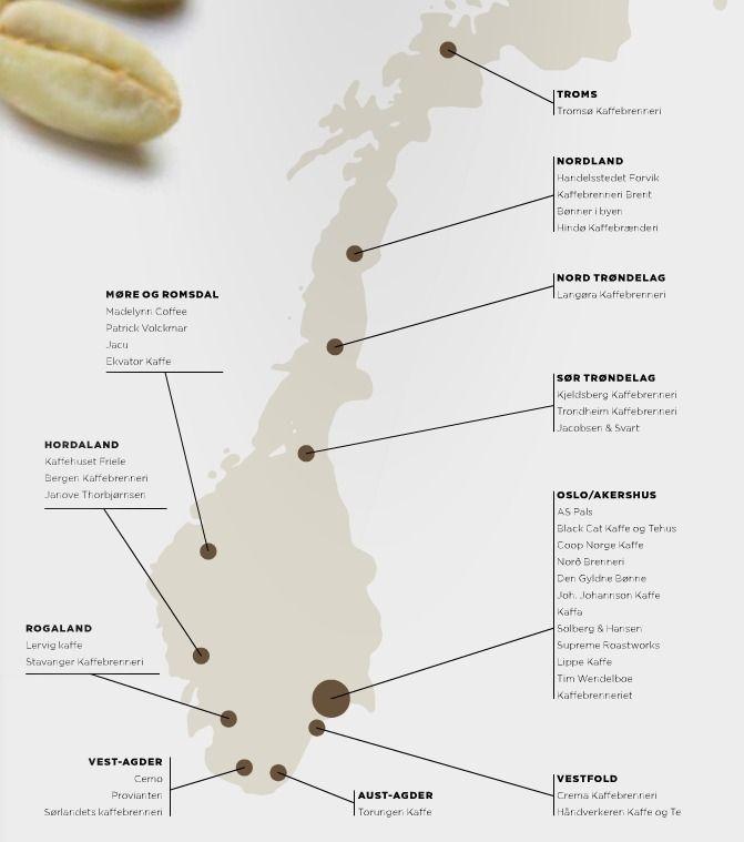 Magasinet Kaffe utg. 2 – 2015 by Oktan Oslo - issuu