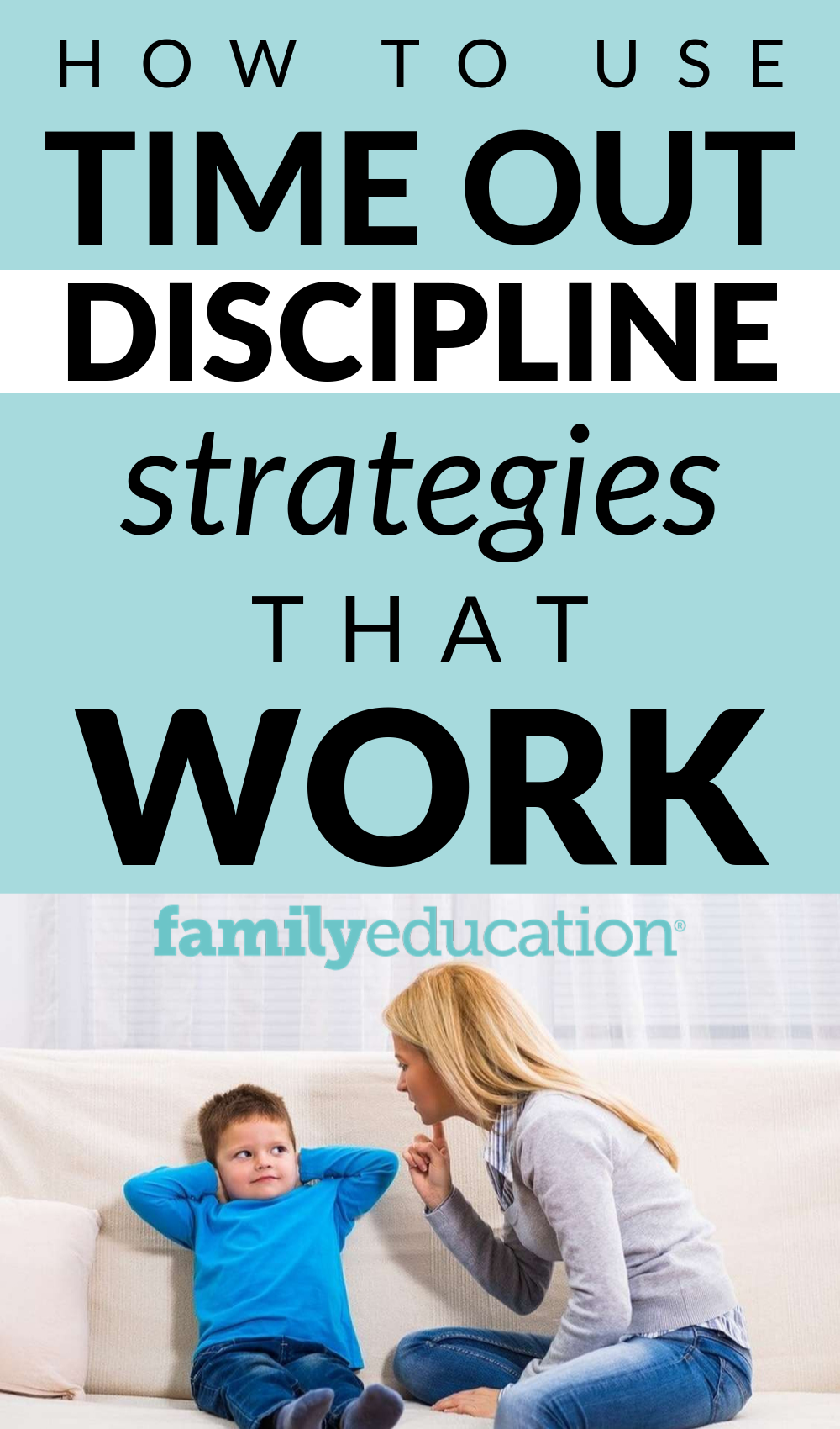 Time-Out Discipline Strategies That Work #discipline