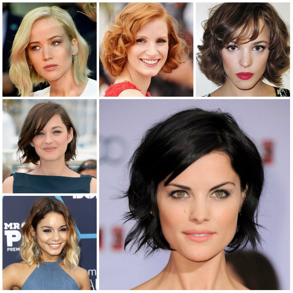 Top 7 Best Celebrity Bob Haircuts For 2017