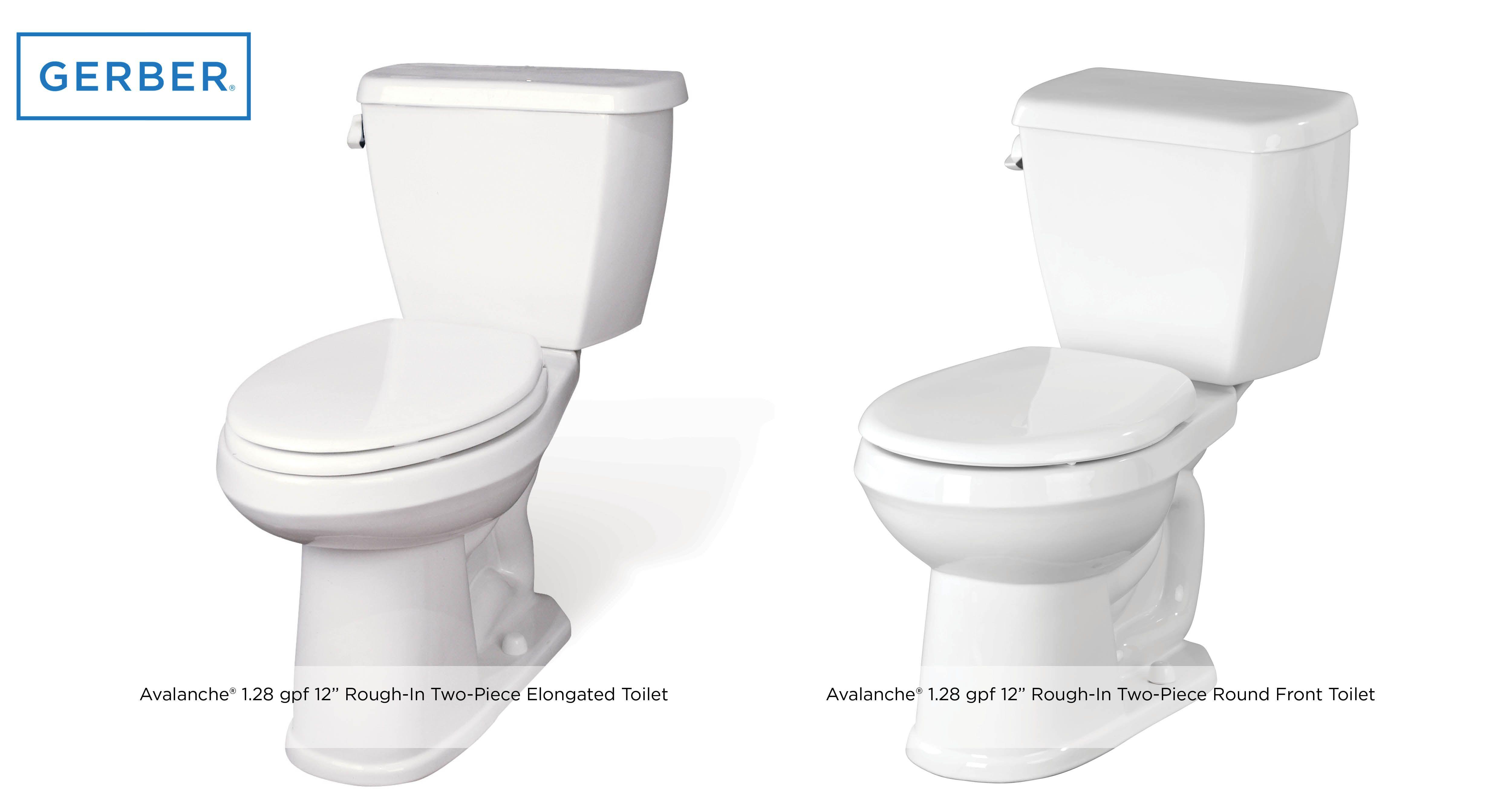 Pin By Gerber Plumbing Fixtures On Gerber Toilets Toilet Bathroom Fixtures Plumbing