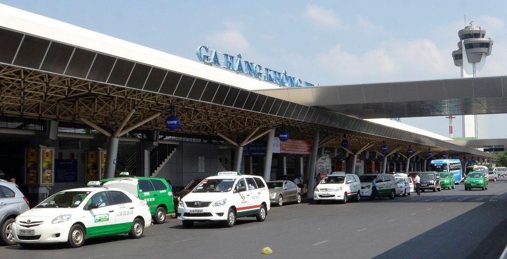 Taxi giá rẻ sân bay Tân Sơn Nhất