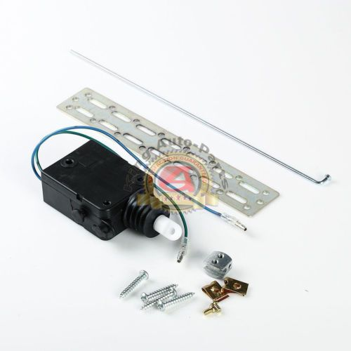 Car Auto Universal Small Micro Door Lock Actuator Motor 2 Wire 12v Dlsm2 Ebay Car Door Lock Actuator Car