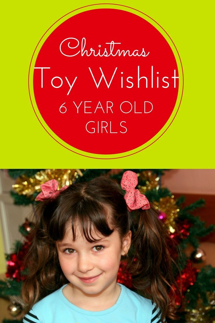 0cf46cc245d Christmas presents 6 year old girls. Find cool Christmas toy suggestions