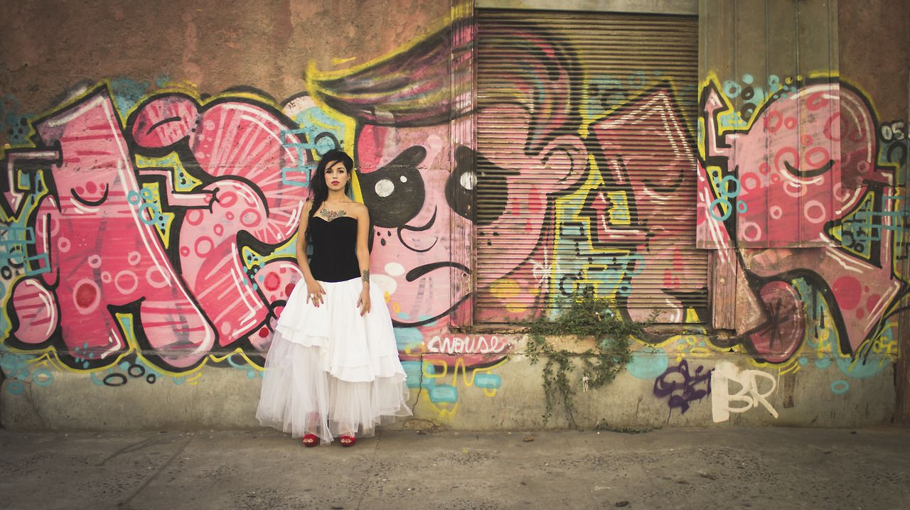 Street Love // Novias Otoños Pilar Jadue Fotografía