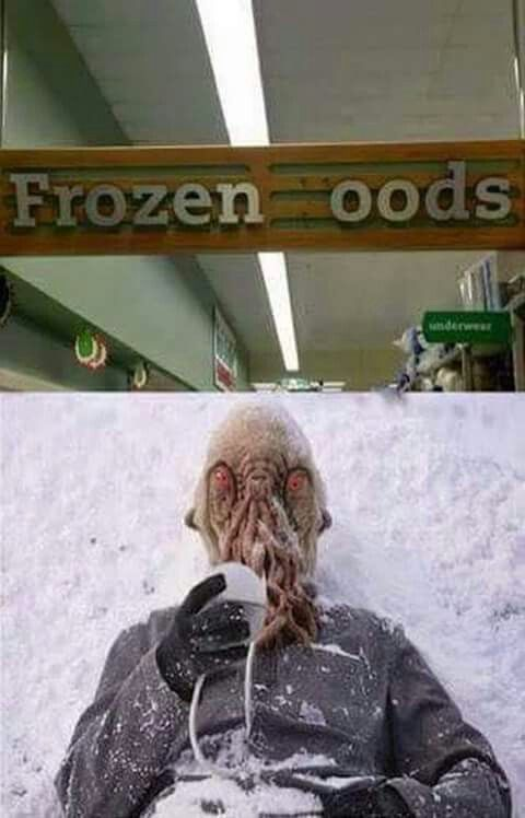 Well that's ood! Hahaha
