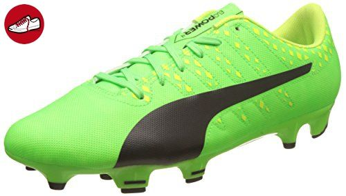 Evospeed 17.5 IT, Chaussures de Football Homme, Jaune (Ultra Yellow-Peacoat-Orange Clown Fish 03), 44 EUPuma