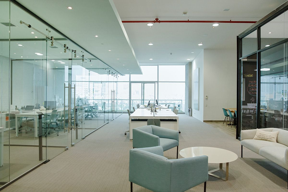 Dise o de oficinas por taller m arquitectura dise o for Diseno de interiores oficinas pequenas