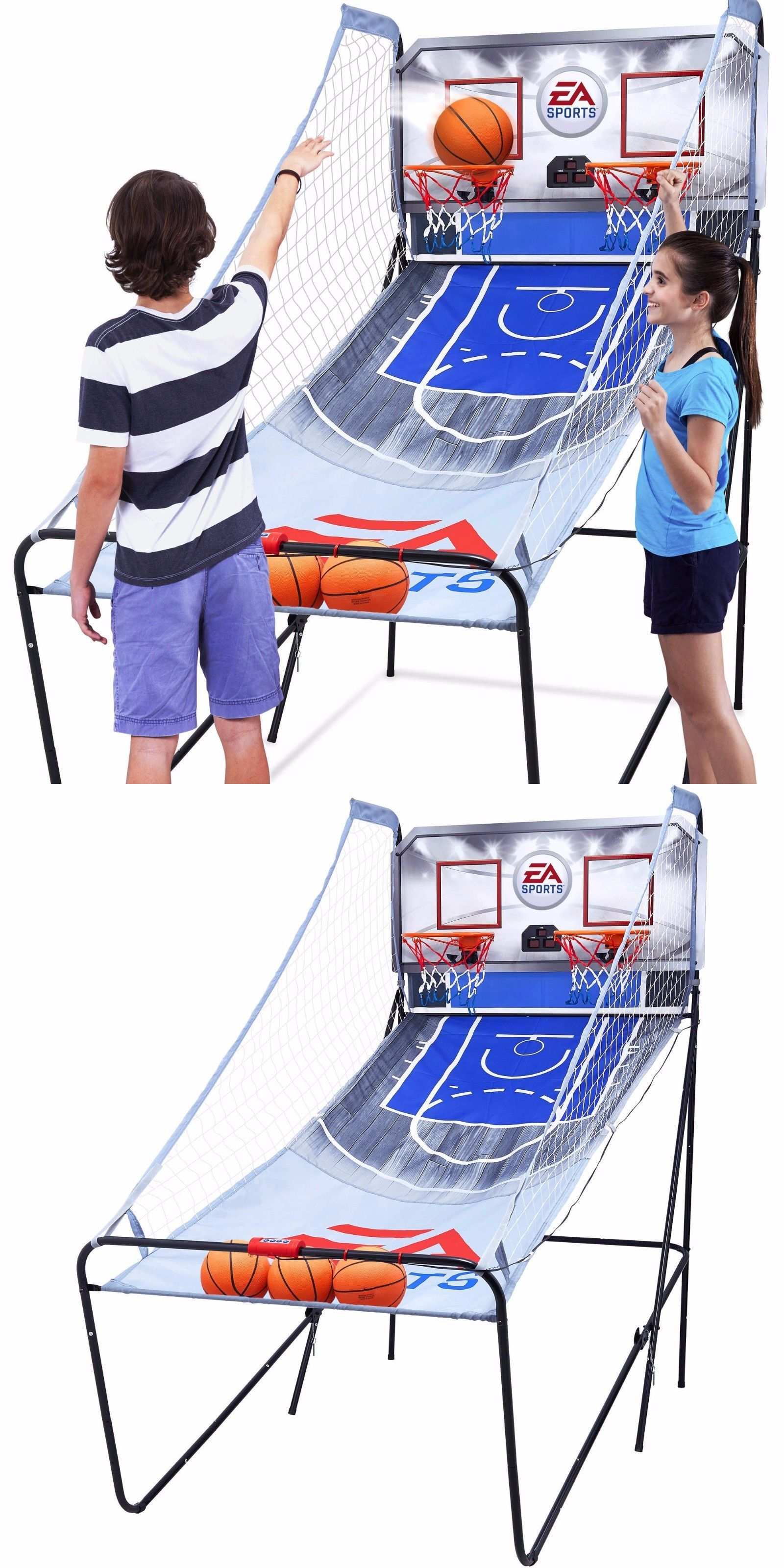 other indoor games 36278 ea sports 2 player arcade pop a shot