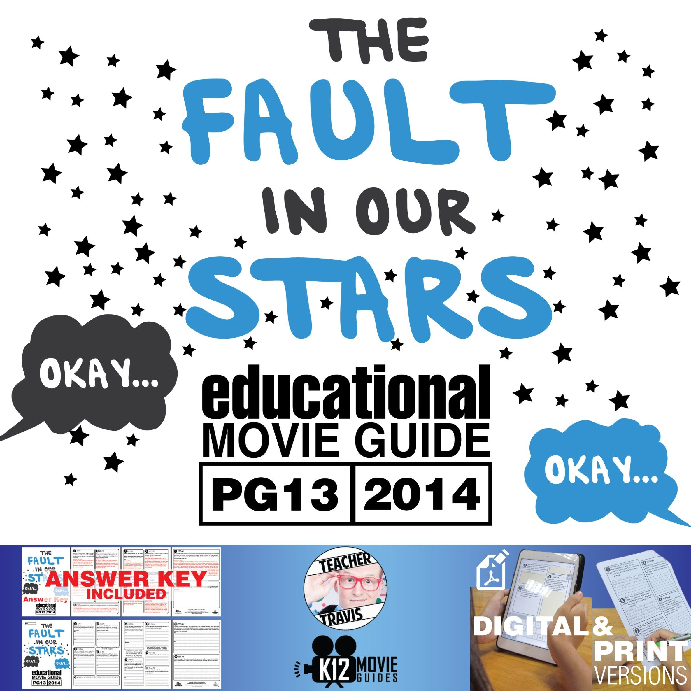 The Fault In Our Stars Movie Guide