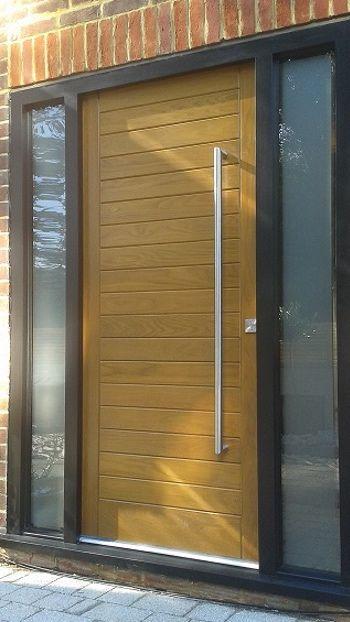 Modern Entrance Doors u2013 Brighton Bespoke Joinery & Modern Entrance Doors u2013 Brighton Bespoke Joinery | Front door ...