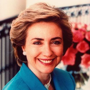 Sensational Hillary Rodham Clinton 1993 2001 Today Hillary Clinton Is Known Hairstyles For Women Draintrainus