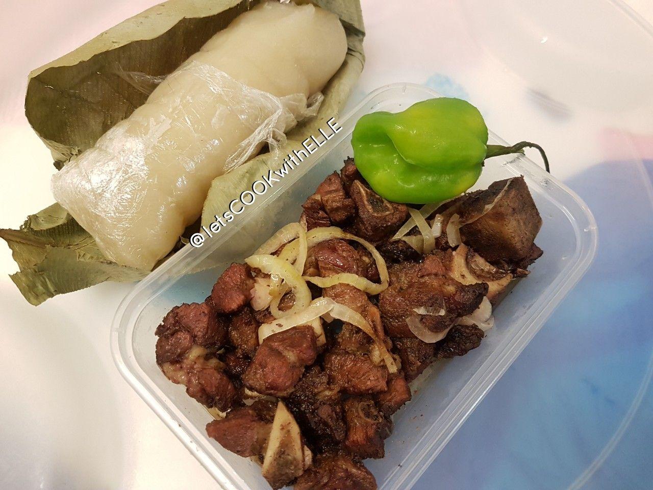 Kwanga ntaba is bae congolese bombshell food - Cuisine congolaise rdc ...