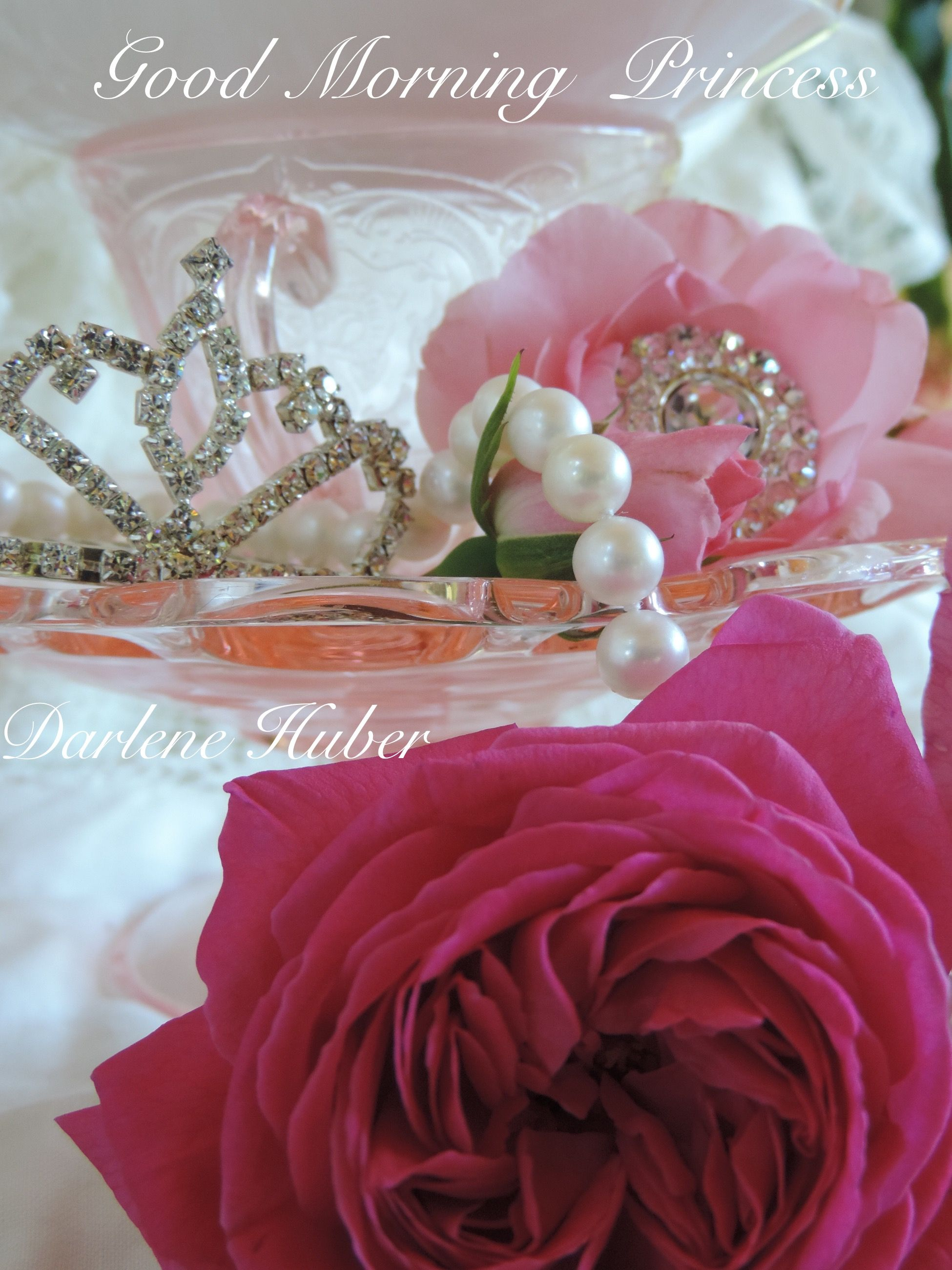 Good Morning My Princess Have A Sweet Day Quotes Jewelry Quotes