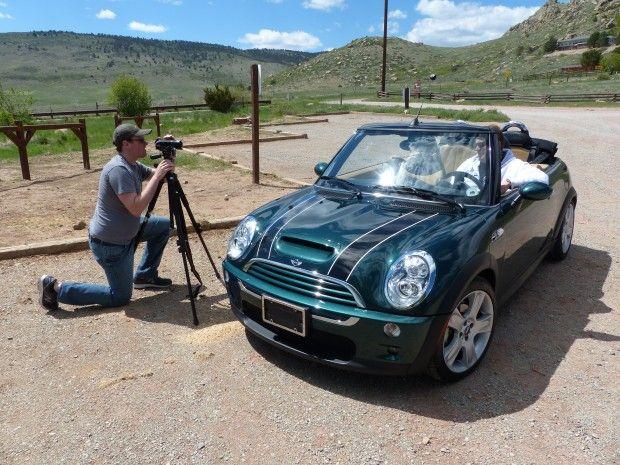 Modern Collectibles Exposed The 2008 Mini Cooper S Convertible 0 60 Mph Review Mini Usa Tflcar Mini Usa Convertible Mini