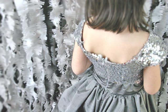 Grosgrain Twas The Night Free Dress Pattern Pdf Sewing