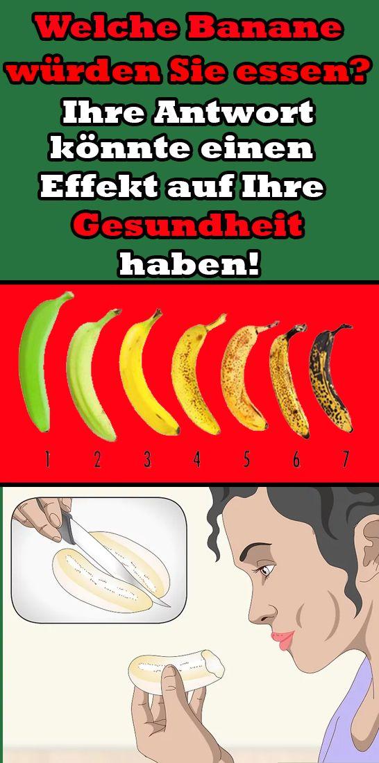 Photo of Welche Banane würden Sie essen? Ihre Antwort könnte einen Effekt auf Ihre Gesundheit haben
