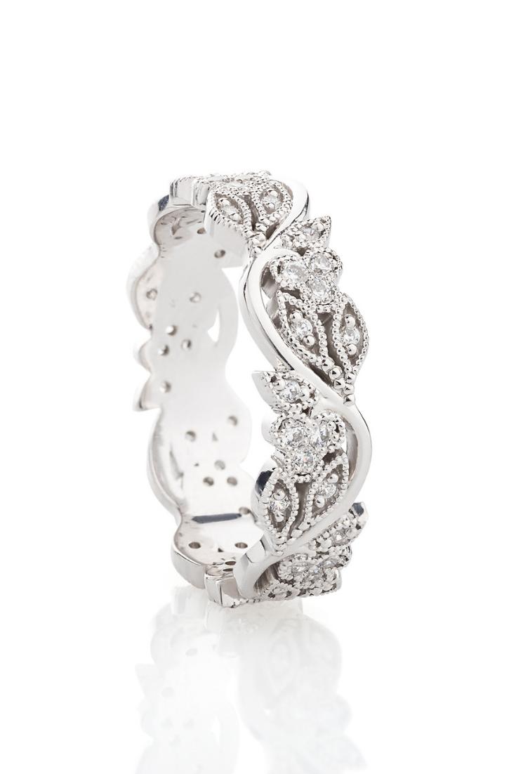 Gold Wedding Ring Goldweddingring Vintage Style Wedding Rings Wedding Rings Unique Bohemian Wedding Rings