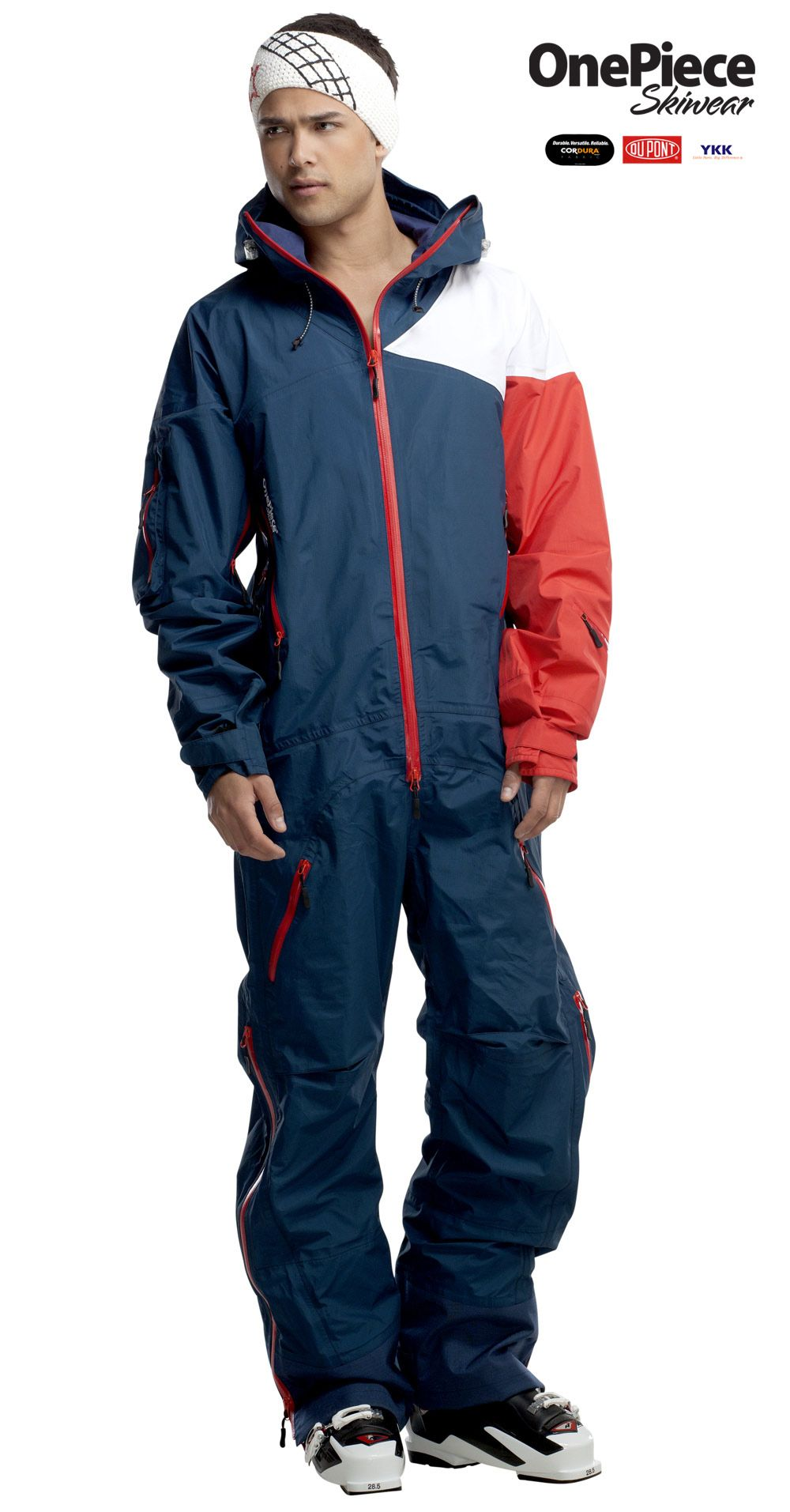 f96c64fe1442 OnePiece Skiwear Offpiste (Mens size) One Piece Suit