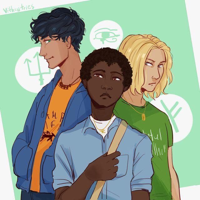 way is Percy so much taller😅