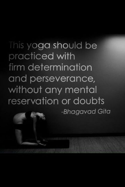 This yoga should be practiced with firm determination and this yoga should be practiced with firm determination and perseverance fandeluxe Choice Image