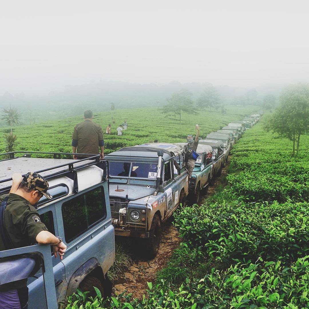 Citeko Bogor West Java Indonesia offroad landrover