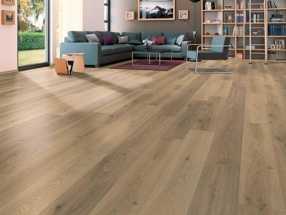 Elf Autumn Honey Oak 7 Mm Laminated Flooring Ctm Flooring