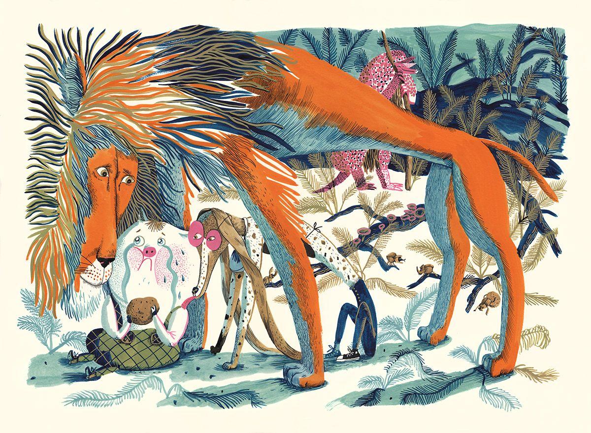 Scavenger Hunt In Mundu Onak By Katsiaryna Dubovik