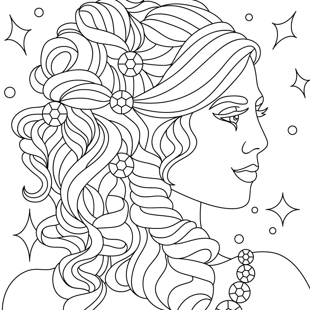 Pin by Brianna Bishop on Coloring Pages | Coloring pages, Adult ...
