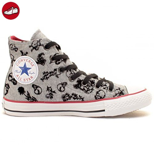 Converse Skateboard All Star Trainer Ox Black / Parchment Sneakers Shoes, Schuhgrösse:37.5
