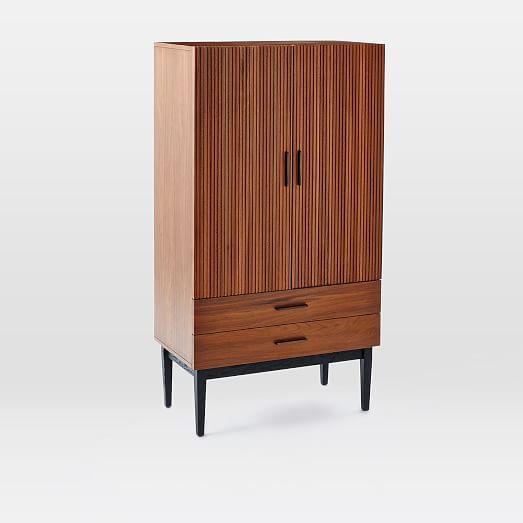 Reede Bar Cabinet - Tall | west elm | DINING ROOM ...