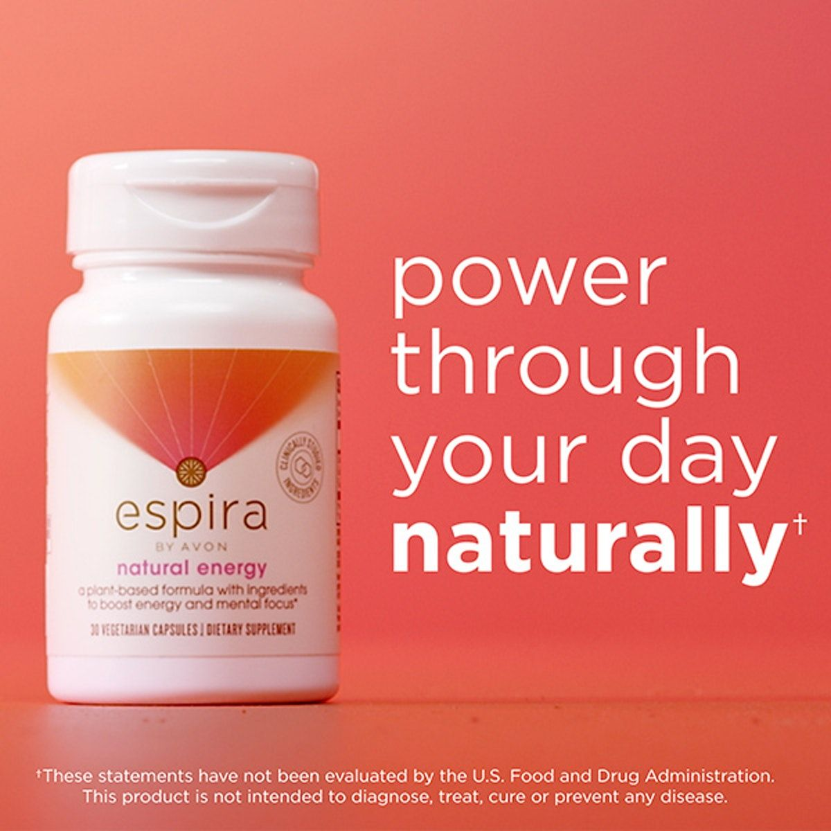 Espira Avon S New Health Wellness Line Keeping You Beautiful Inside And Out Avon Espira Health Wellness B Natural Energy Avon Health And Wellness