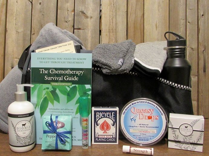 Our Mens Chemo Comfort And Care Package Revised With A New