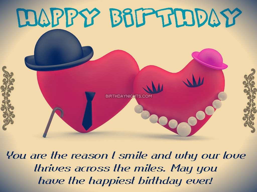 We are providing the latest royalty free collection of happy top 444 love birthday messages and best wishes for lover and girlfriend best collection of birthday love messages romantic birthday wishes kristyandbryce Image collections