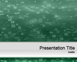Free Executive Summary Powerpoint Template Is A Simple Green