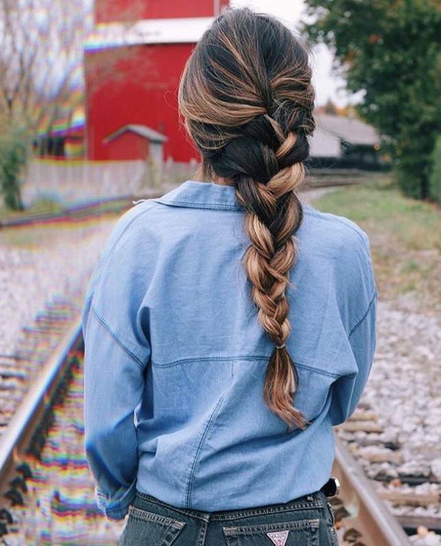 10 Super Easy Back To School Hairstyles