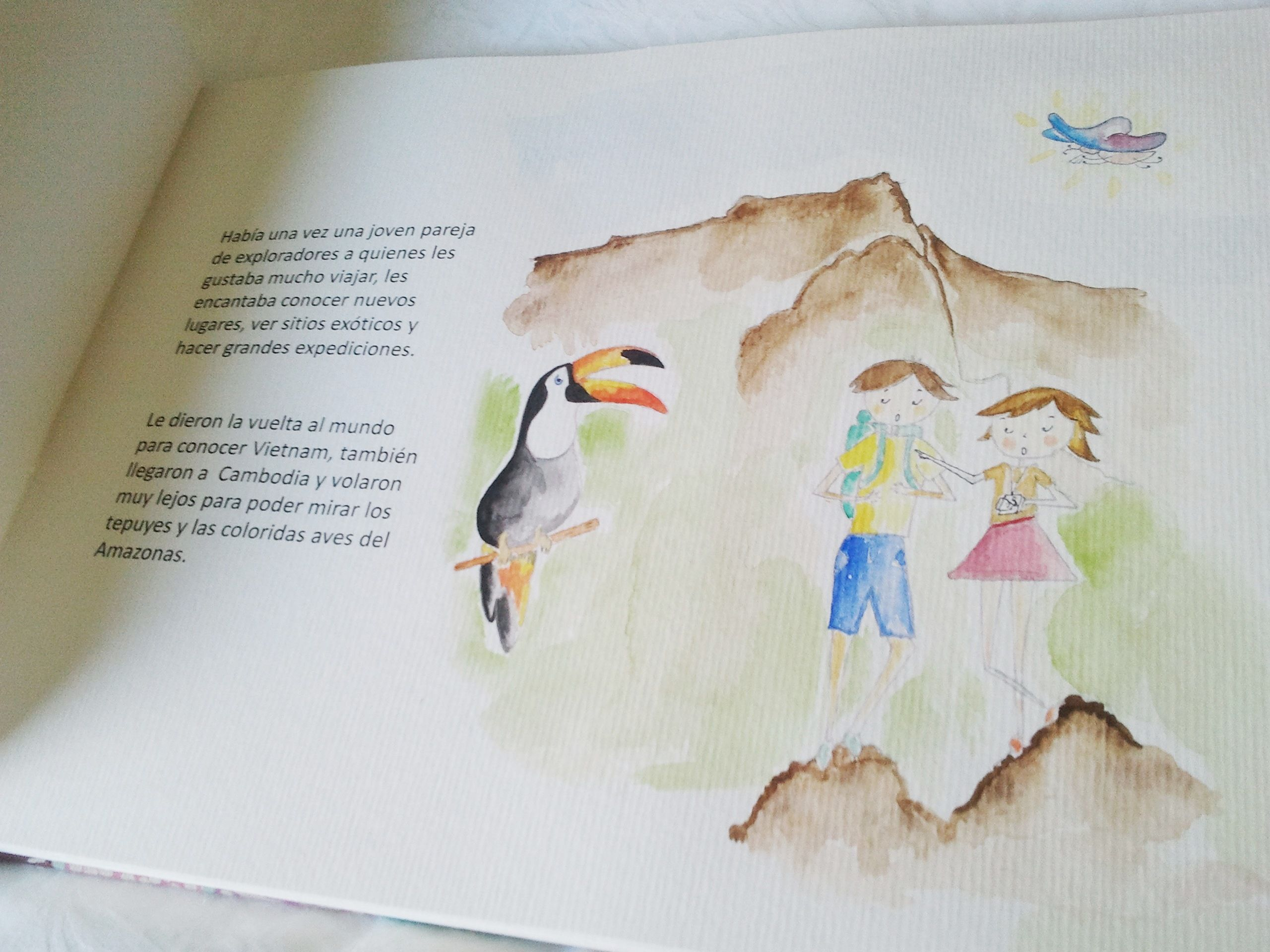 """Martina y la mariposa luminosa"""