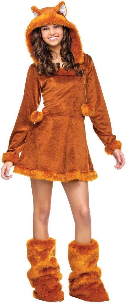 teen costume sweet fox Products Pinterest Teen costumes and - creative teenage girl halloween costume ideas