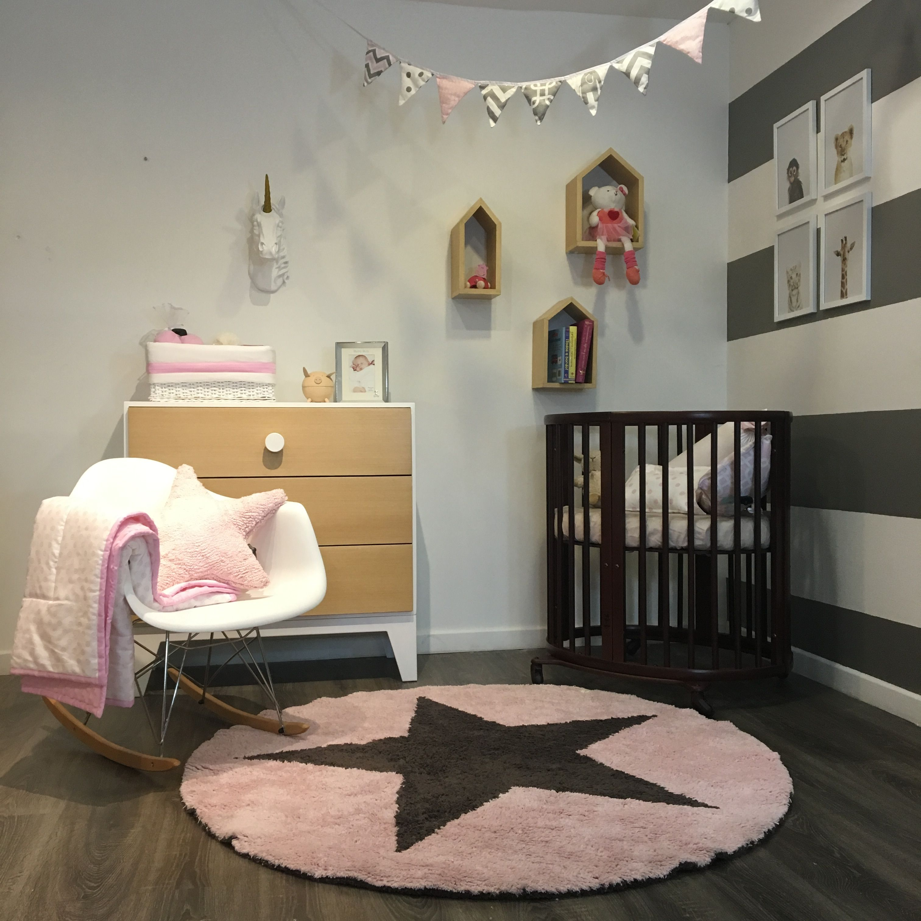Repisa Babystation forma de casa 15 cm by Baby Station. accesorios ...